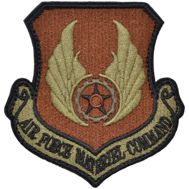Tactical Gear Junkie Insignia Air Force Materiel Command Patch Patch - USAF OCP/Scorpion