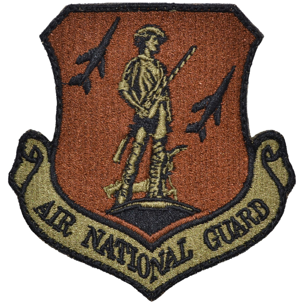Tactical Gear Junkie Insignia Air National Guard Patch - USAF OCP/Scorpion
