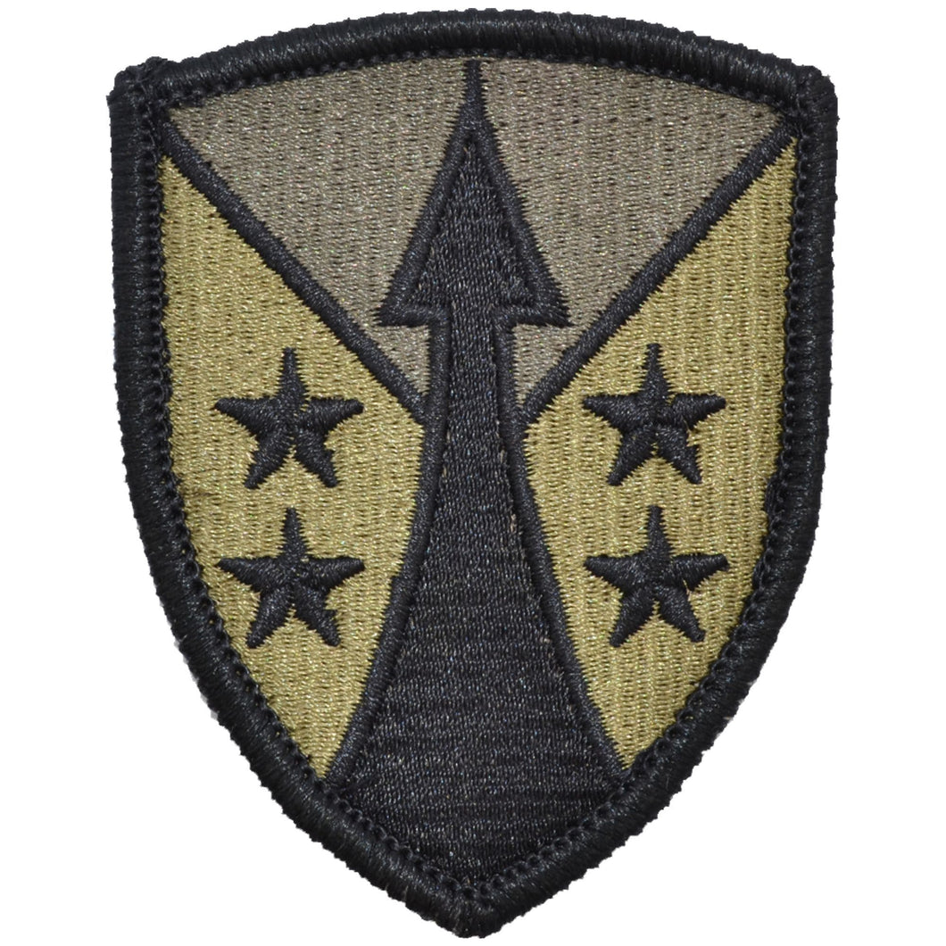 Tactical Gear Junkie Insignia Army Reserve Sustainment Command Patch - OCP/Scorpion