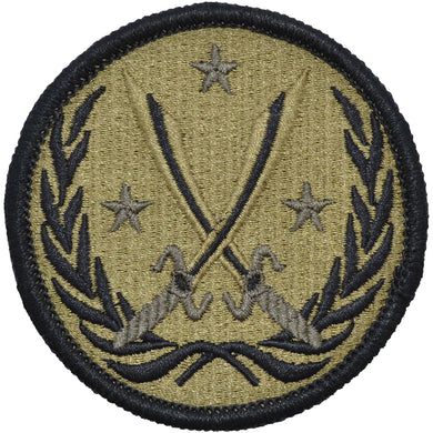 Combined Joint Task Force – Operation Inherent Resolve - OCP/Scorpion