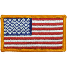 USA Flag Fully Embroidered Patch - Full Color