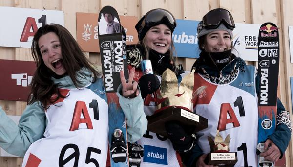 4 Medals and a Podium Sweep at the Stubai World Cup