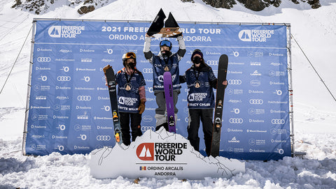 Faction athletes take top spots at FWT Stop #2