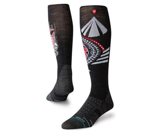Faction x Stance Spirit Ski Sock