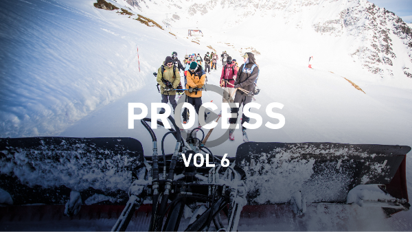 Process Vol.6: The Park Shaper