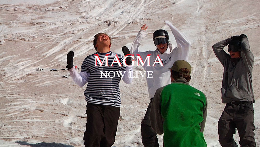 MAGMA – Film with Alex Hall