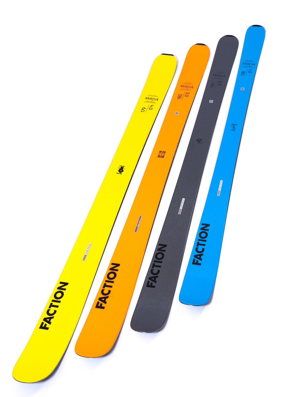 2021 Dictator Series Skis