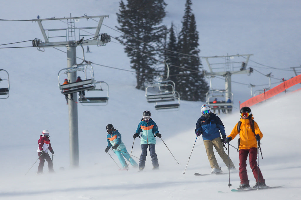 Coombs Group Skiing