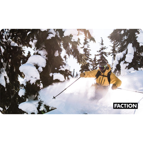 Faction Skis Gift Card