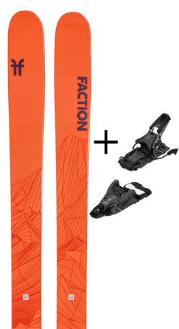 Agent 3.0 with Salomon S/Lab Shift MNC 13 Binding