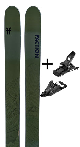 Agent 4.0 with Salomon S/Lab Shift MNC 13 Binding