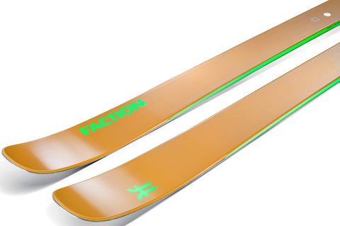 Faction Agent 3.0 Freeride Touring Ski 2021 Limited Edition Luxe Tips