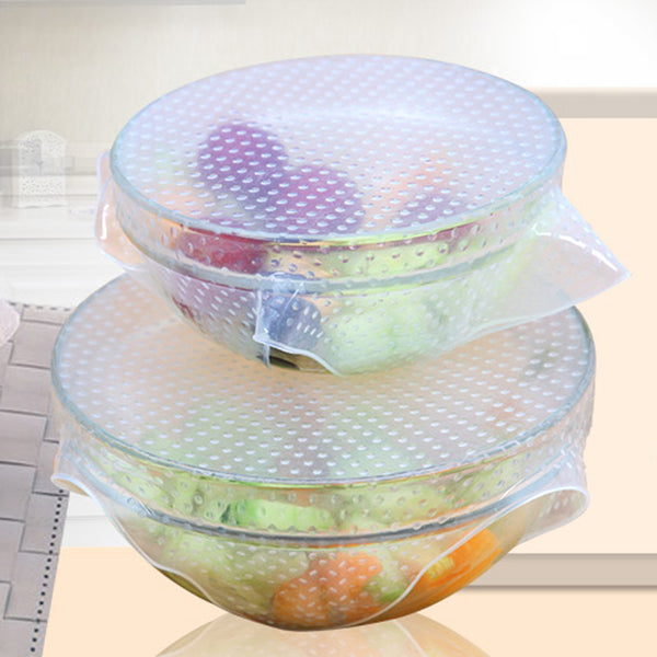 Reusable Saran Wrap 4pcs