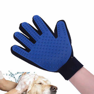 Pet Grooming and Deshedding Glove Safe Gentle And Effective