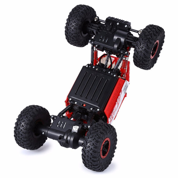 RC 4x4 Driving Car Dual Motors Drive Off-Road