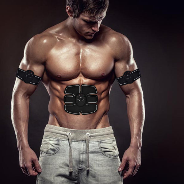 Ab Toner And Muscle Training Stimulator