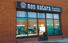 Nos Natura Live Edge Rustic Furniture Collection Showroom