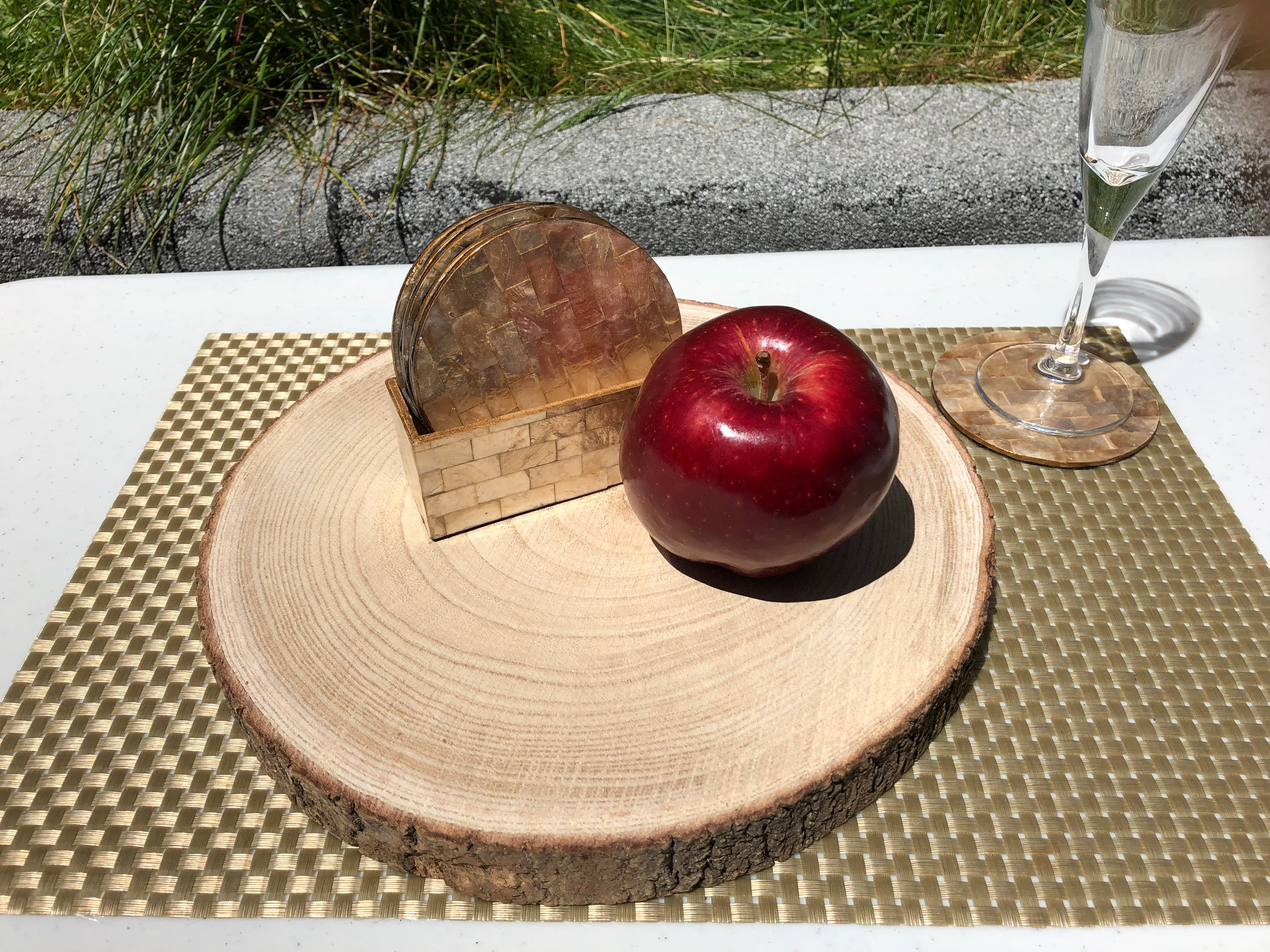 Placemats (Set of 4) - add style to your dining table