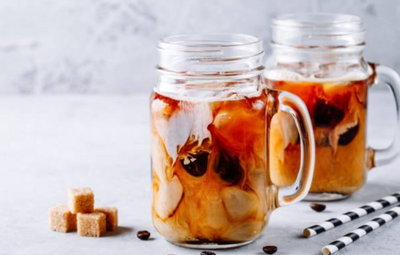 Summer Vegan Coffee Drinks: Hot, Iced and Boozy