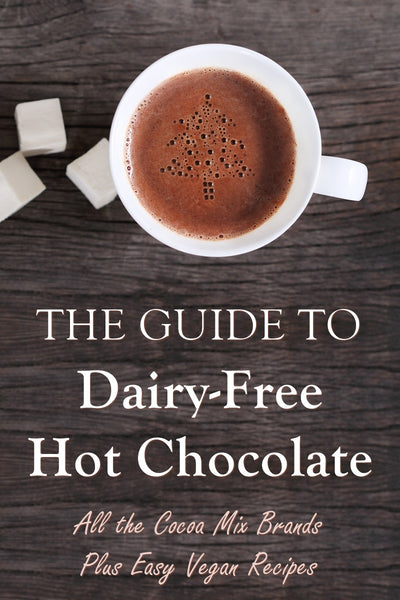 Dairy-Free Hot Chocolate Guide with Hot Cocoa Brands and Recipes