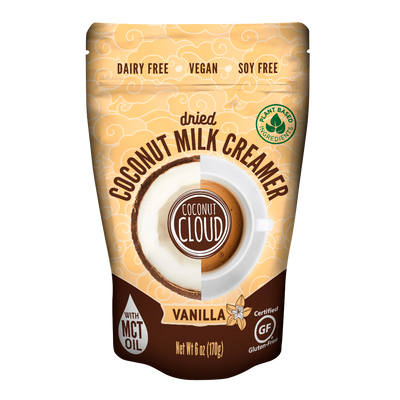 NEW Vanilla Coconut Milk Creamer, (Pre-Order for October Delivery)