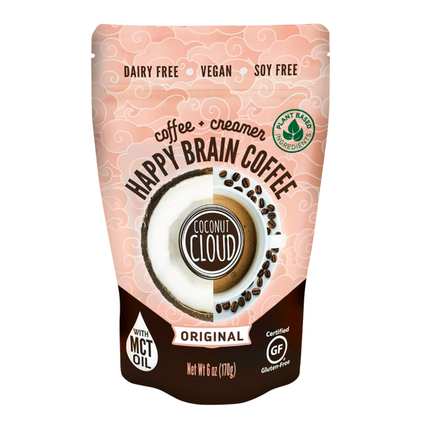 NEW Happy Brain Coffee Original