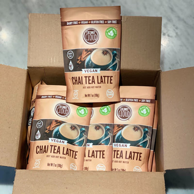 Bulk: Chai, 12 Pouches (7oz each)
