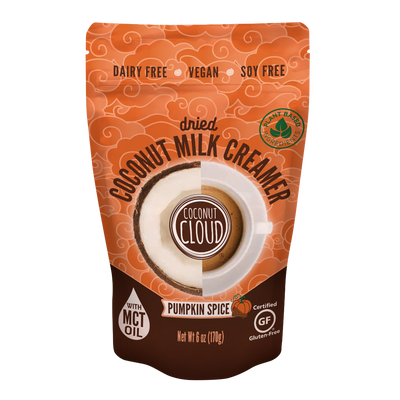 NEW Pumpkin Spice Dairy-Free Coffee Creamer