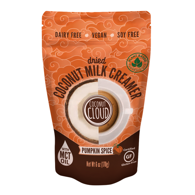 NEW Pumpkin Spice Dairy-Free Coffee Creamer, (Pre-Order for October Delivery)