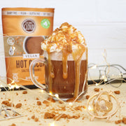 NEW Salted Caramel Hot Cocoa Mix