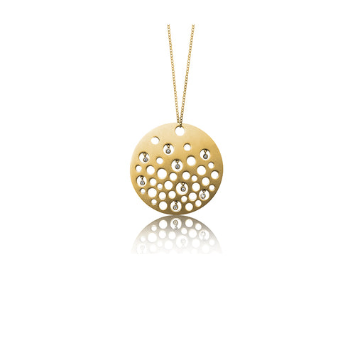 Drop Pendant Yellow