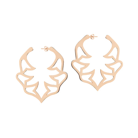 Florabella Bella Earrings Silver