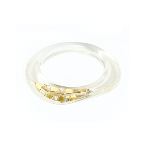 Aurora Thin Gold Dust Bracelet