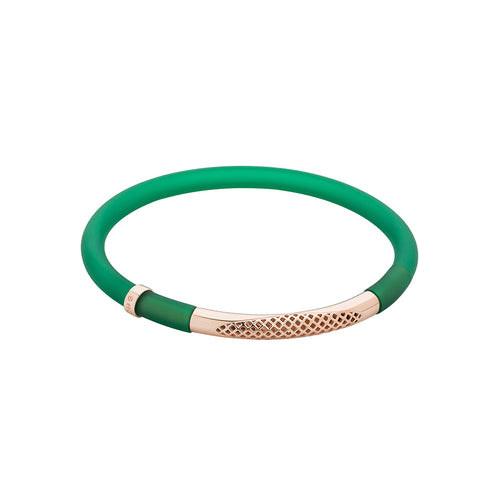 Bottle Green POP! Bracelet medium Mirage