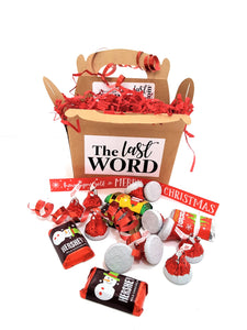 CHRISTMAS CANDY - to include with your greeting card gift - TheLastWordBish.com