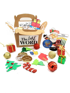 HAPPY KWANZUKKAHMAS! 3D GREETING CARD GIFT - includes goodies! - The Last Word Bish