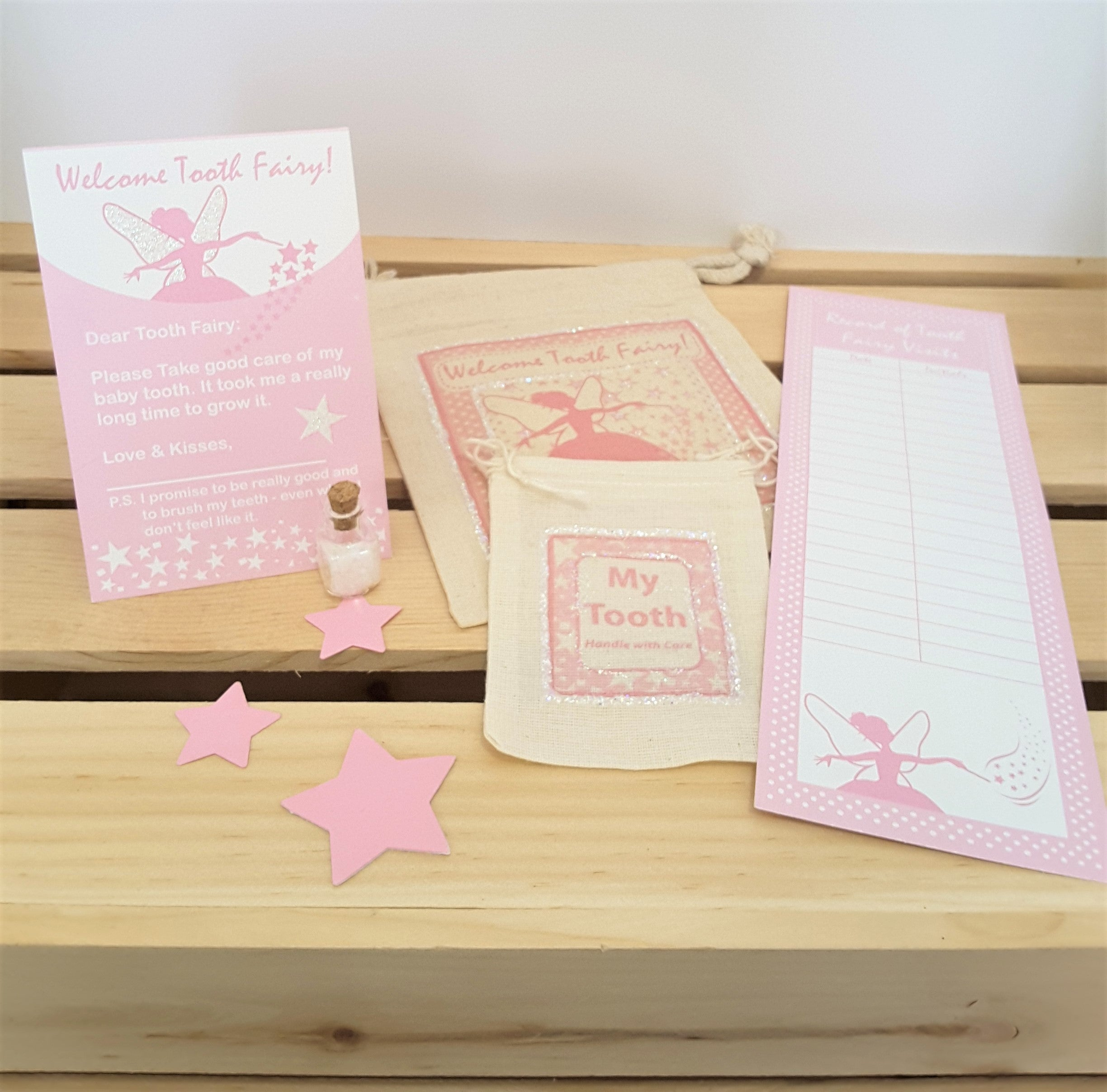 The Tooth Fairy Kit - TheLastWordBish.com