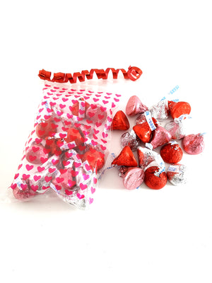 Valentine's Day Candy to add to Valentine Best Fishes or Message in a Bottle - TheLastWordBish.com