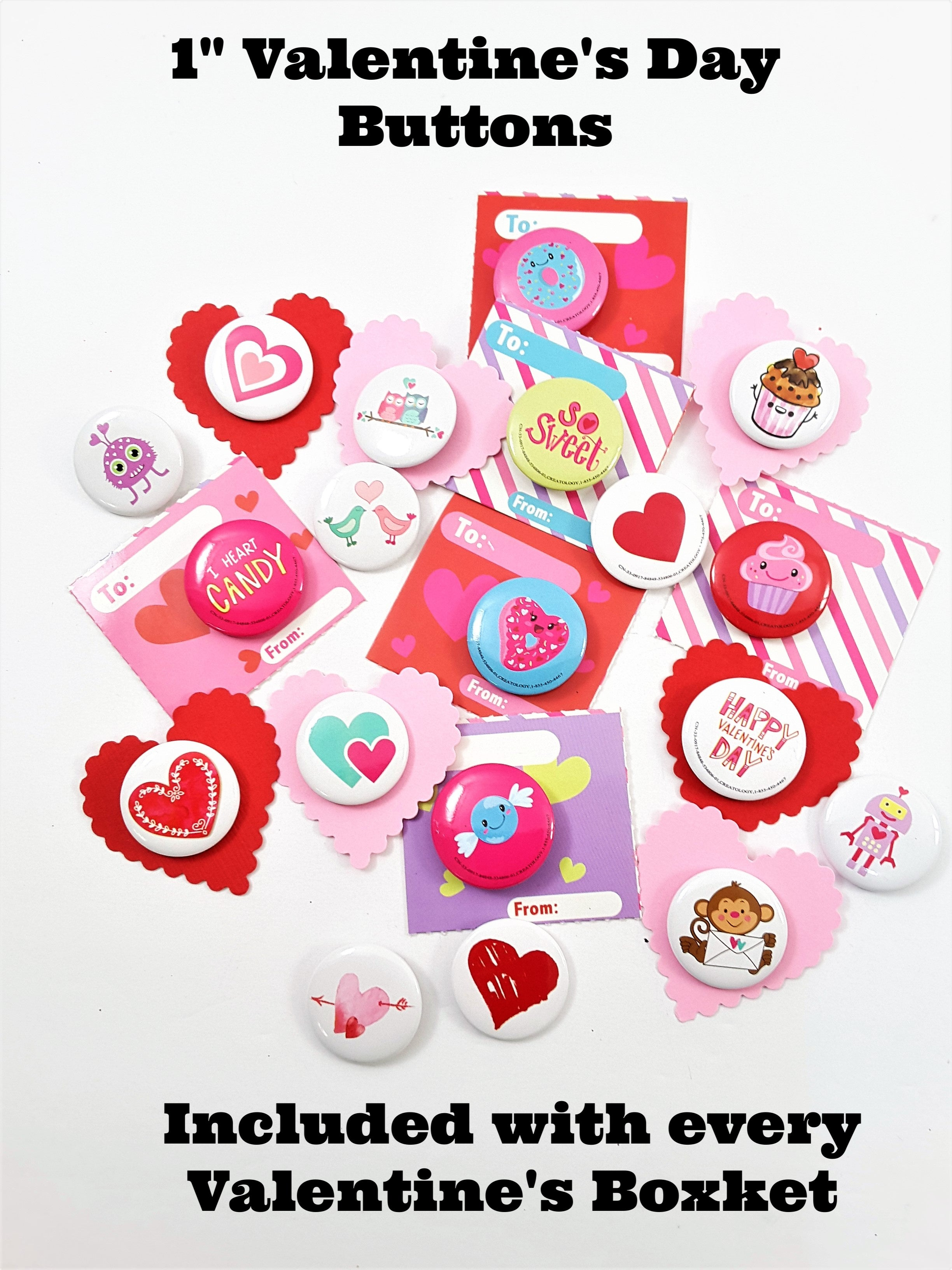 VALENTINE'S DAY 3D GREETING CARD - PINK ROSE HEART - TheLastWordBish.com