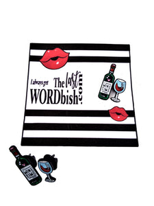 Wine Time 2-Piece Enamel Pin Set - Free Shipping! - TheLastWordBish.com
