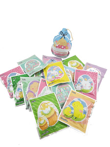 Easter Self-inflating Balloons -to add to your 3D card - TheLastWordBish.com
