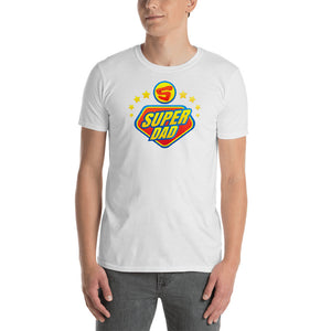 Super Dad Unisex T-Shirt - TheLastWordBish.com