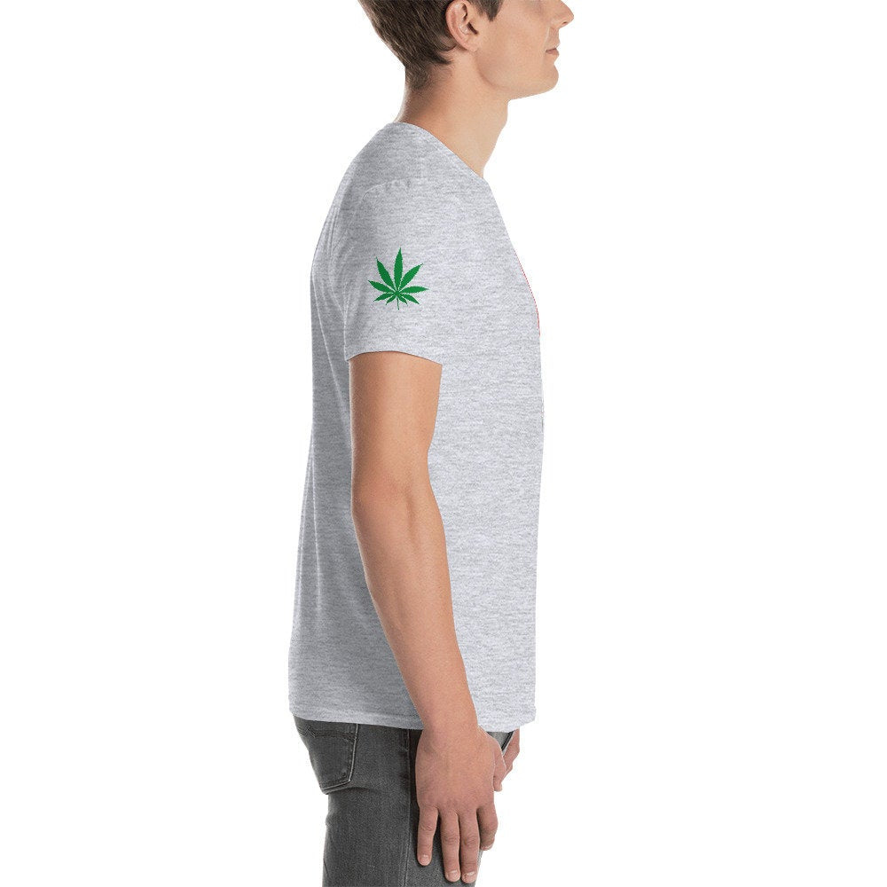 Unisex Mmm So Good Just Chillin Cannabis T-Shirt - TheLastWordBish.com