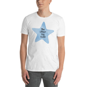 "Blue Star Unisex T-Shirt that reads, ""The Other Big Boss"" for Dad - TheLastWordBish.com"