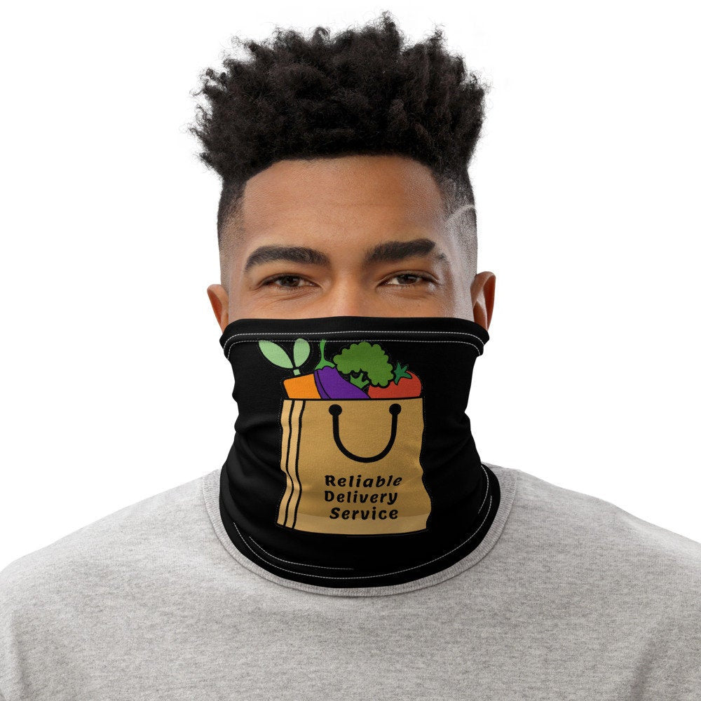 Business Face Mask , Reliable Delivery Service Neck Gaiter - TheLastWordBish.com