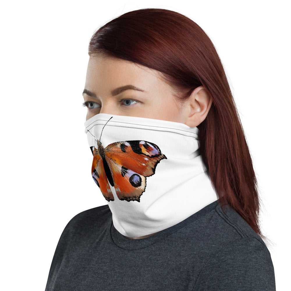 Women's Face Mask, Butterfly Neck Gaiter - TheLastWordBish.com