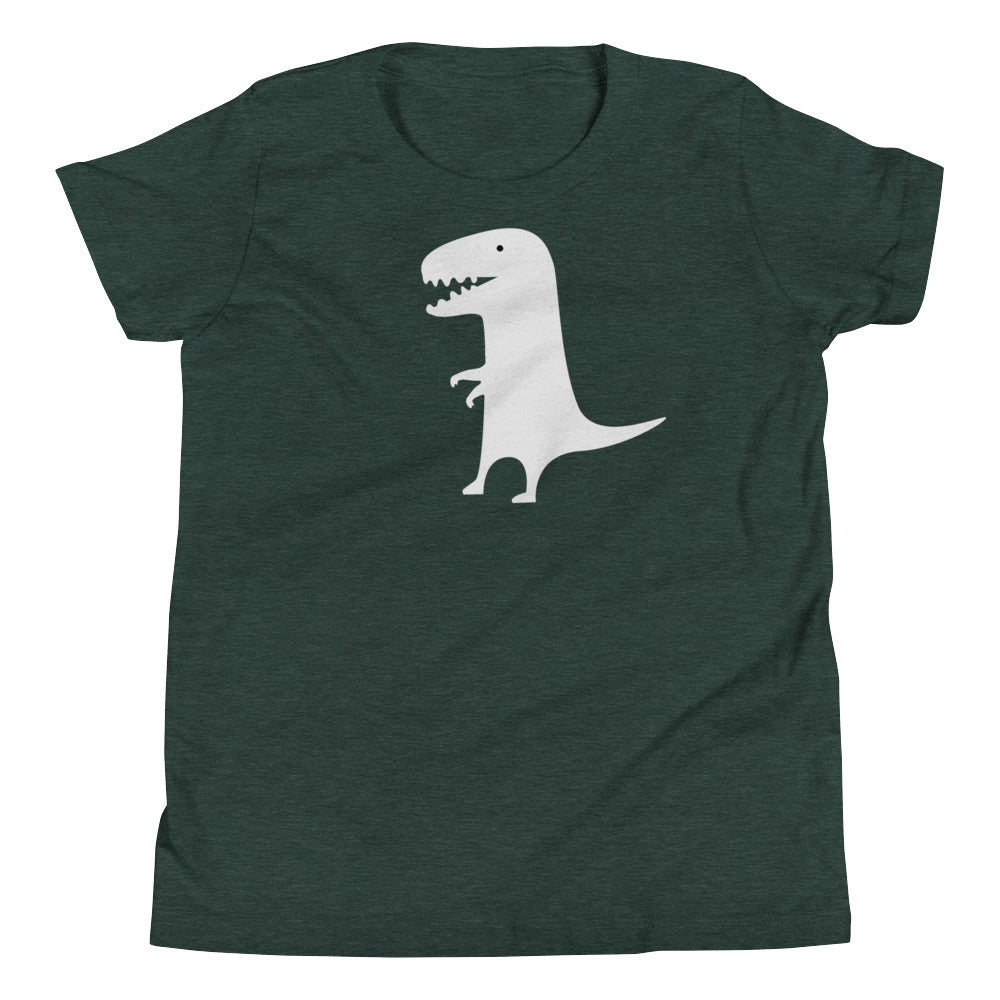 DINOSAUR Unisex Youth Short Sleeve T-Shirt - FREE SHIIPPING!