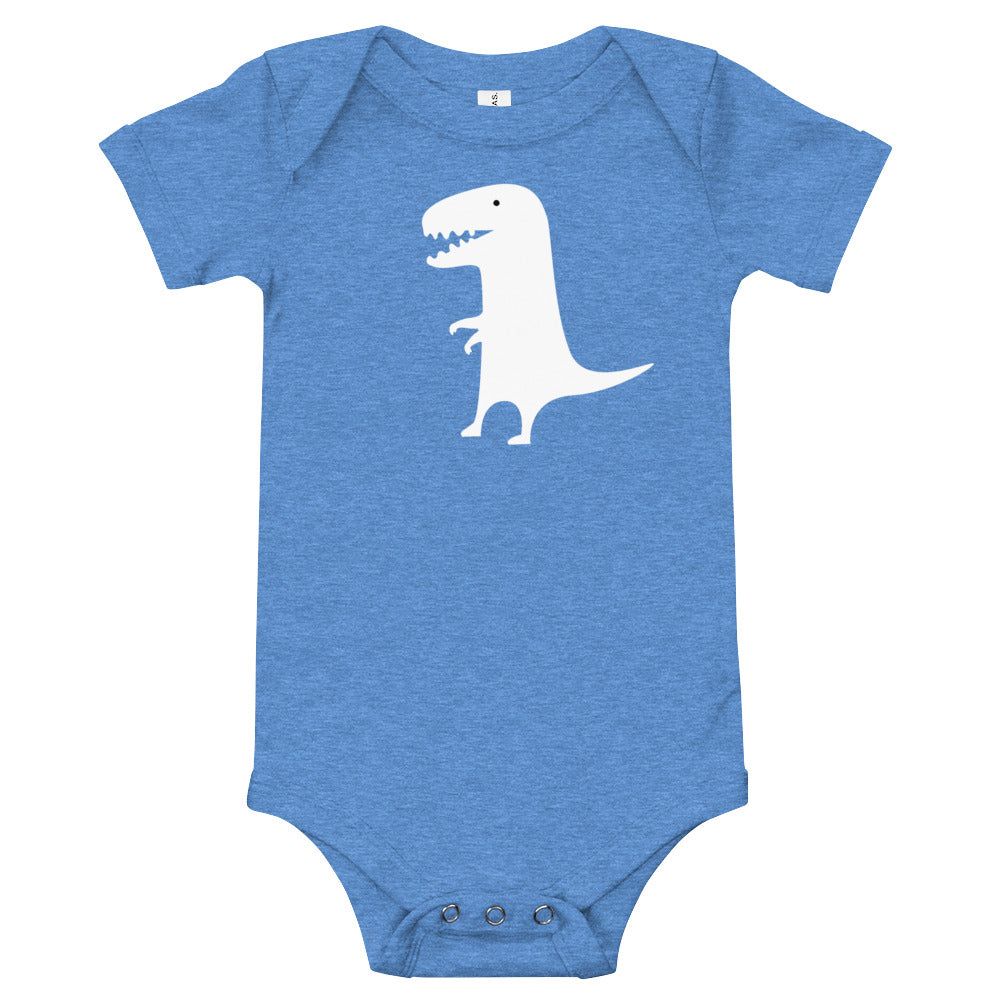3-24 months Baby T-shirt with Dinosaur - TheLastWordBish.com