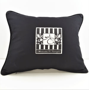 Premium Music Made Here Denim Pillow Cover - TheLastWordBish.com