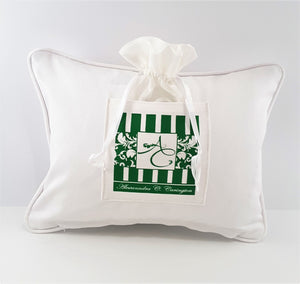 Don't Worry Be Happy Herb Pillow Cover - TheLastWordBish.com
